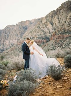Spring Mountain Ranch Wedding Elopement | Las Vegas Desert Elopement | Las Vegas Desert Wedding Elopements