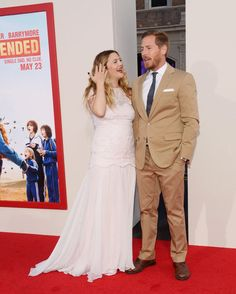 Pin for Later: Drew Barrymore Does Date Night Four Weeks After Giving Birth