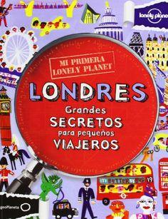 Mi primera Lonely Planet. Londres  #MedinadeMarrakech