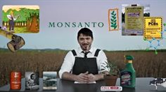 The Undercurrent: why are we being fed by a poison expert? Monsanto and Roundup – video | Australia news | The Guardian