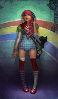 Dorothy!!