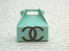 Jewelry Gift Wrap Box  Box for Rings  Green Mint by sobresitos, $1.99