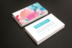 My BEAUTIFUL Biz cards thanks to the very talented Jessica @ Creative Index. xoxo  Meagan Fitzgerald thrivewellpilates.com