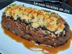 Beef Recipes For Dinner, Real Food Recipes, Yummy Food, Easy Recipes, Watermelon Diet, Watermelon Recipes, Meatloaf Recipes, Meatball Recipes, Monster Cookie Bars