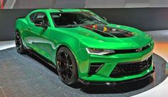 2020 Chevrolet Camaro is the featured model. The 2020 Camaro image is added in car pictures category by the author on Jul Camaro Zl1, Chevrolet Camaro, Chevelle Ss, Mini Countryman, Fancy Cars, Cool Cars, Buick, Bmw M5, Green Camaro