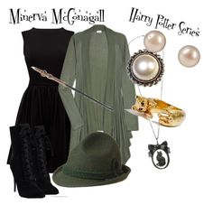 """""""McGonagall"""" by fictionfreak ❤ liked on Polyvore featuring Oasis, Balmain, Johnny Loves Rosie, Madewell, women's clothing, women's fashion, women, female, woman and misses"""