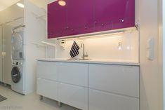 132,5 m² Metsälaidantie 6, 50600 Mikkeli Omakotitalo 3h myynnissä - Oikotie 15860024 Stacked Washer Dryer, Washer And Dryer, Home Appliances, House Appliances, Washing And Drying Machine, Appliances