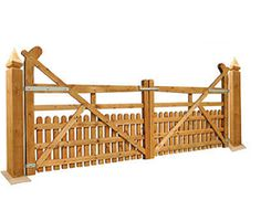 double picket bottom ranch gates small automatic gate installers northern ireland.jpg (250×192)