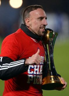 Frank Ribery best player in Germany