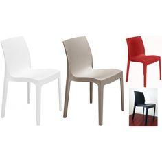 sedie per interni e per esterni modello rome sedie moderne per casa cucina