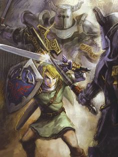 My favorite Zelda game