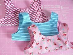 Fun And Easy Sewing Projects For Kids Sewing Projects For Kids, Sewing For Kids, Baby Sewing, Sewing Clothes, Doll Clothes, Clothes Storage, Baby Boy Outfits, Kids Outfits, Little Girl Dresses