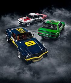 """Australian Classic Muscle Cars How good was this era of Australian V8 Supercars """"motorsport"""""""