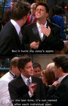 Classic Joey #friends
