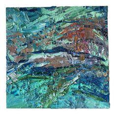 'Waves' Oil on Canvas Painting on Chairish.com @chairish