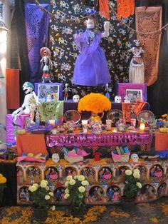 Dia de los muertos in the mexican town Patzcuaro
