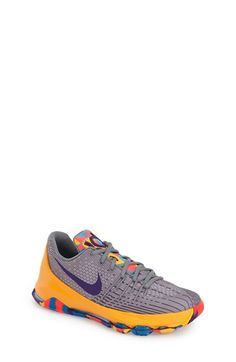 check out 0b1f0 b7764 Nike  KD 8  Basketball Shoe (Big Kid) Nike Zoom, Basketball Shoes