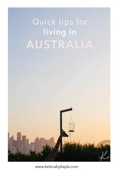 Australia is sure to be an adventure of a lifetime! Here is our tips for living in Australia and making the most out of our sun drenched country! Australia Travel Guide, Moving To Australia, Visit Australia, Australia Living, Australia Trip, Australia Destinations, Travel Destinations, Travel Advice, Travel Guides