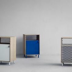 Cabinet - Blue