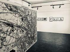 Zürich Schwarz auf Weiss - Photobastei Photo Wall, Frame, Home Decor, Monochrome, Art, Picture Frame, Photograph, A Frame, Interior Design