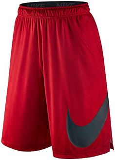701e5e07adc3ee Nike Men s Fly Sonic Big Swoosh Dri-FIT Training Shorts (Red