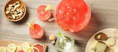PATRÓN'S CITRUS SUMMER PUNCH Makes 8 drinks 2 oz agave nectar 9 oz Patrón Reposado 3 oz Campari 3 oz freshly squeezed orange juice 3 oz Key lime juice 12 oz club soda Ice orange slices, for garnish In a large pitcher or punch bowl, combine the agave and Patrón Reposado , and stir to dissolve the nectar. Add the remaining ingredients and chill. Immediately before serving, add 2 to 3 cups of ice cubes and a few orange slices. Serve in rocks glasses or punch cups.