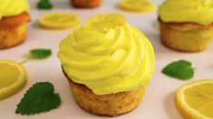 Make lush little cupcakes full of tangy lemon curd and sweet coconut for a great afternoon tea or a real party treat