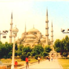 Istanbul. I wanna see where continents meet.