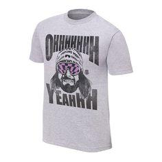 """Macho Man"" Randy Savage ""Oooh Yeah"" OTR T-Shirt"