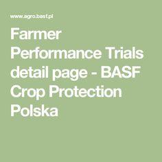 Farmer Performance Trials detail page - BASF Crop Protection Polska