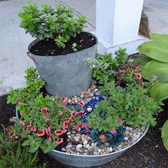 Flower Pots Painted Flower Pots And Unique Flowers On