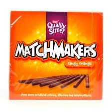 Orange Matchmakers - Mum always got these at Christmas...love the mint one also..