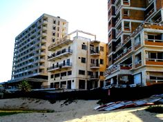 Varosha neighborhood of Famgusta, Cyprus [2592×1944] - Imgur