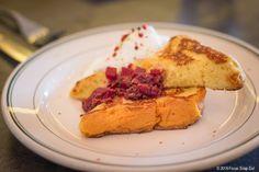 Malted custard French toast at Jam via Focus:Snap:Eat