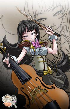 fan Octavia by mauroz on deviantART