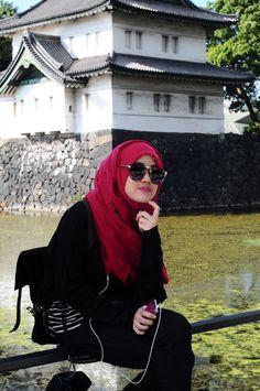 ASYURA HATTA asyurahatta.blogs... twitter.com/... IMPERIAL PALACE TOKYO  BY Abdullah Hamdan — Imperial Palace, Tokyo Japan, How To Look Better, Twitter, Travel, Outfits, Fashion, Moda, Tokyo