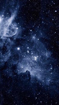 Blue Cosmos. #Espace #Astronomy⎜Astronomie