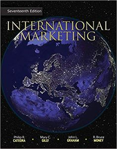 Introduction Name: solution manual for International Marketing Edition by Philip R. Cateora [caption align='alignnone' solution manual for International Ma New Books, Books To Read, Marketing Pdf, Online Marketing, Digital Marketing, International Market, Online Library, Ebook Pdf, Free Ebooks
