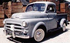 1952 Dodge p-u