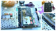 DIY Fabric Planner From Scratch #4 Two Ring Binder Method Tutorial