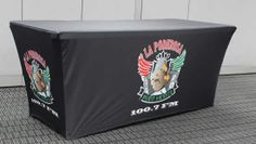 Create a great atmosphere at any event, corporate or otherwise, with custom made table throws.