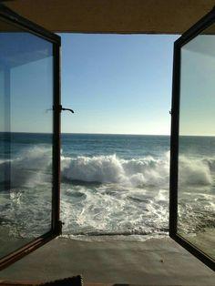 Espectacular vista al mar