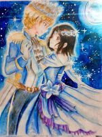 King Tedros and Queen Agatha of Camelot by nightcore987555 - TAGATHA 5EVER