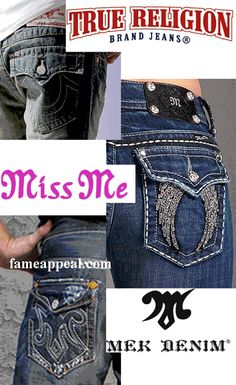 All my favorite jeans.