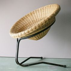 Located using retrostart.com > Lounge Chair by Arnold Bueno de Mesquita for Rohé Noordwolde