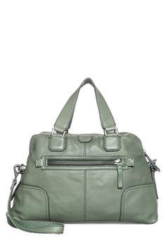 Marc O'Polo BOWLING - Handtasche - pale green -