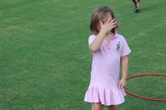 Did it go in Daddy? The littlest Golfer inc. Lowcountry.