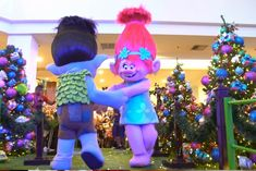 trolls-poppy | Party Characters For Kids
