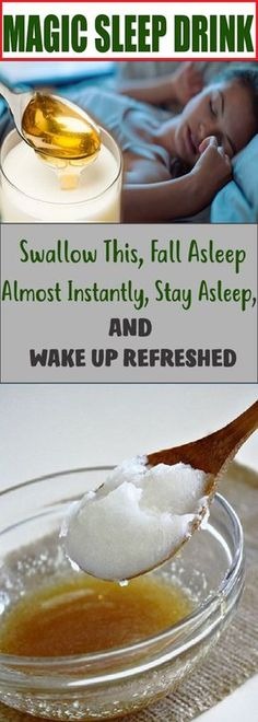 Natural Sleep Remedies Swallow This, Fall Asleep Almost Instantly, Stay Asleep, and Wake Up Refreshed - Scientists have proved that each person must have a minimum of 8 hours of quality sleep. Natural Home Remedies, Herbal Remedies, Health Remedies, Cough Remedies, Holistic Remedies, Natural Insomnia Remedies, Healthy Drinks, Healthy Tips, Healthy Women