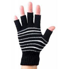 Just US$4.99, buy Black Creative USB Keep Warm Finger Gloves for Men online shopping at GearBest.com Mobile.